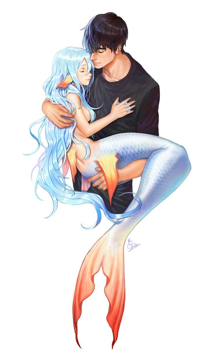 Its a beautiful mermaid photo♥♥♥War das über haupt richtig Englisch? Egal ich finde das Bild super!