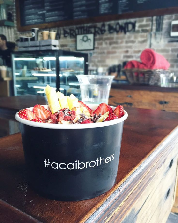 NUMBER 2 - ACAI BROTHERS, BONDI   http://www.acaibrothers.com.au