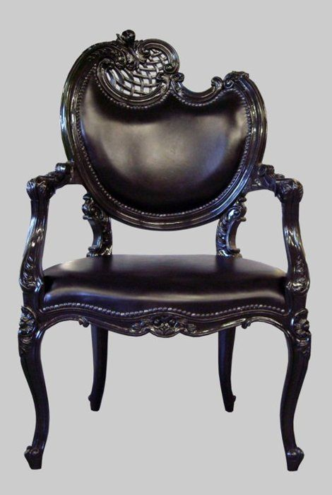 Gothic Sitting Chair