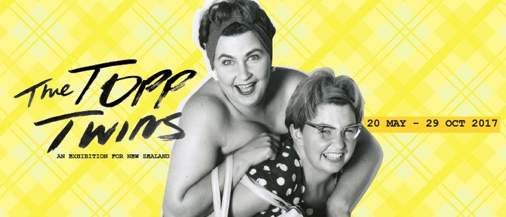 The Topp Twins Exhibition