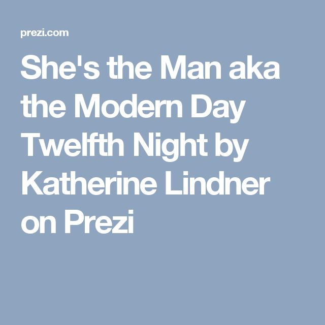 shes the man comparison to twelfth While she's the man derives its love triangle and the names of one of the reasons that twelfth night remains provocative even today is that the audience is.