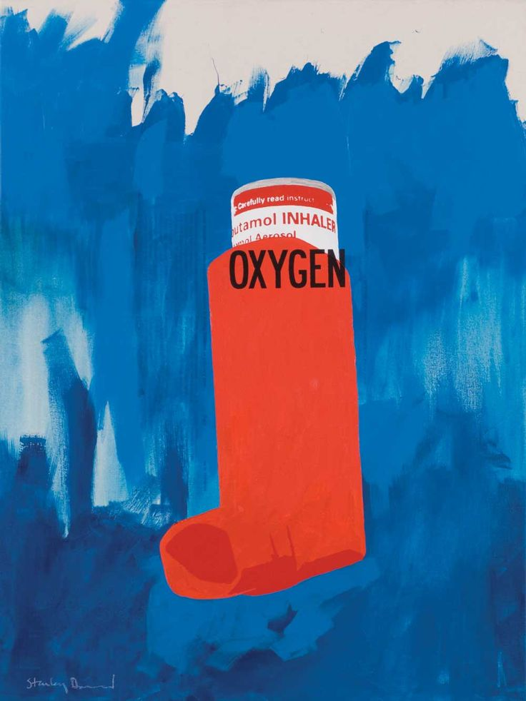 Oxygen by Stanley Donwood