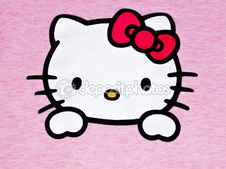 De Hello kitty — Foto de Stock #55572019