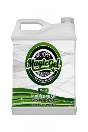 Gel de Massage Nuru Moist Hydratant 1 litre