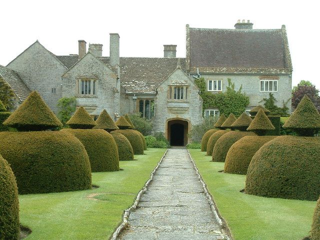 Lytes Cary Manor - inspiration for Abbots Leigh in My Lord Protector.