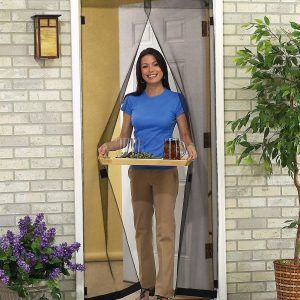 Mesh Screen Doors With Magnets