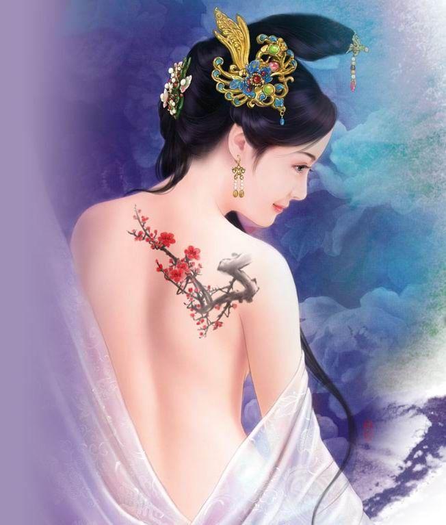 Arte China Girl
