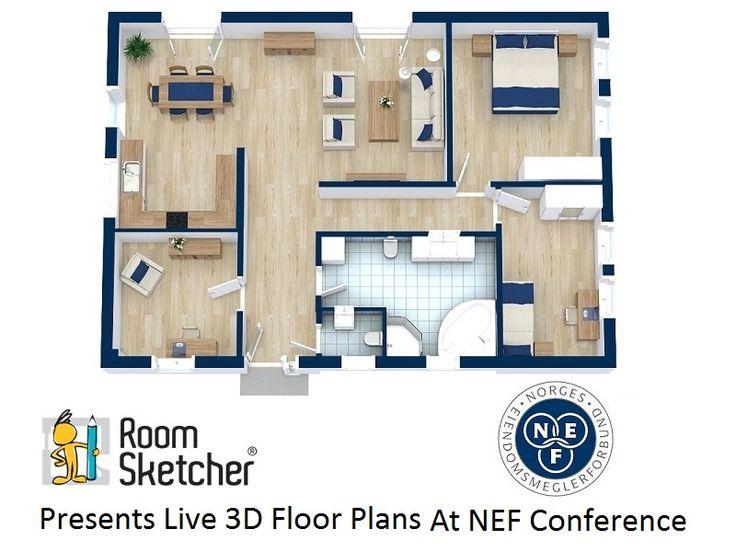 151 best roomsketcher blog images on pinterest floor for Floor plans for real estate marketing