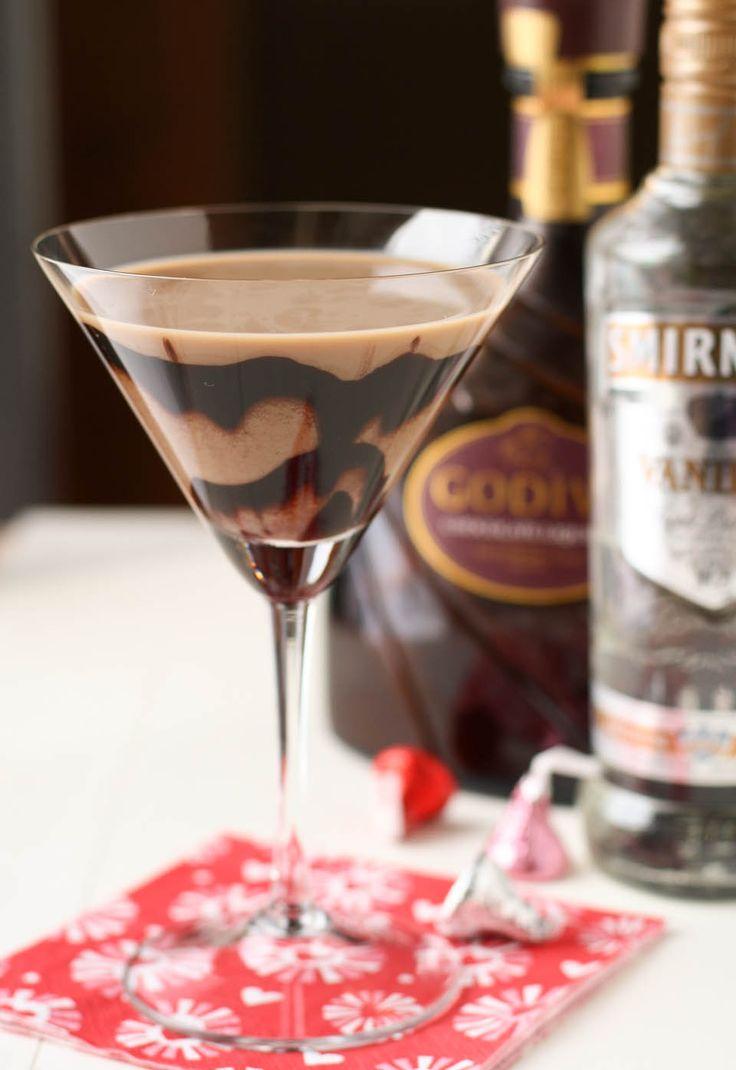 100 chocolate martini recipes on pinterest martini