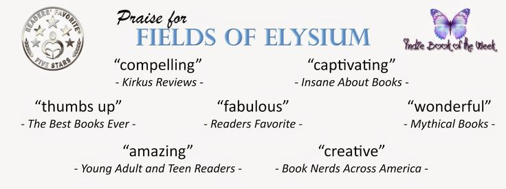 Fields of Elysium: Molly's Diary Reveal *Day 9* ~ Blog Tour