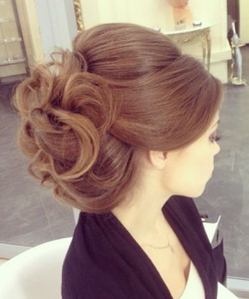 Trendy Updo Hairstyles 2017 For Prom Updo And Haircuts