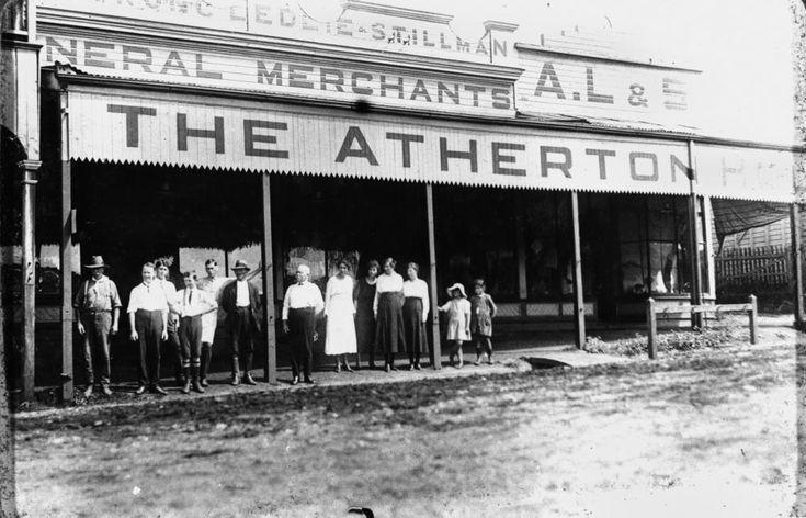 Staff of Atherton firm, Armstrong, Ledlie & Stillman, ca. 1918