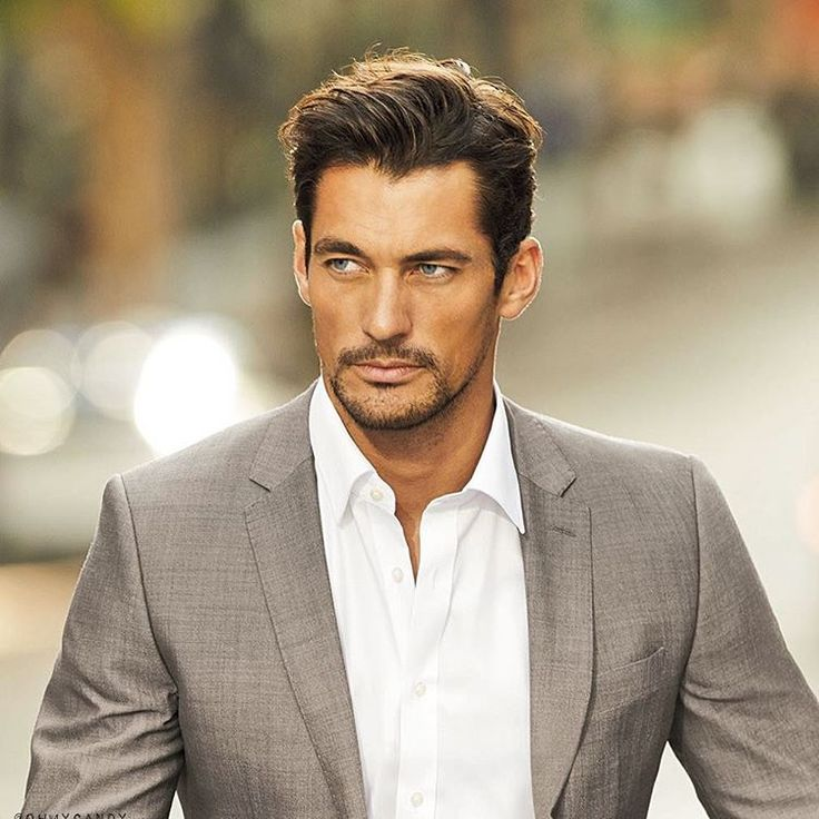 """Suit up  @marksandspencer #DavidGandy"""