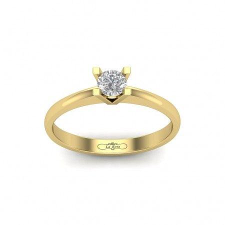 Inel de logodna LDR0297 - Diamante - Inele de logodna