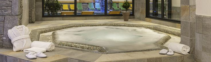 Best place to stay in at Montgenèvre. Do not miss the spa and the massages!
