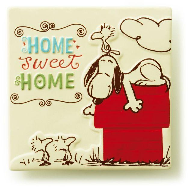 Home Sweet Home Ceramic Tile