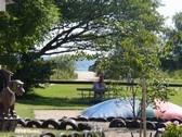 Bøsøre Strand Feriepark - indoors water park + hytte til leje/kamping plads