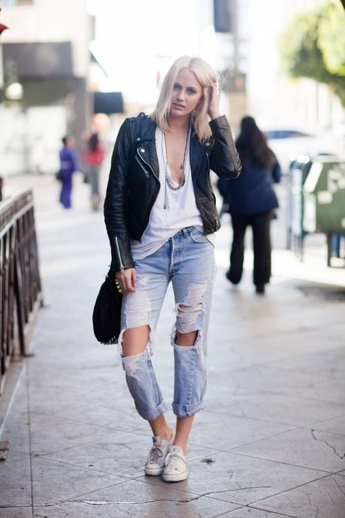 17 Best Images About How To Wear The Leather Jacket On Pinterest Cara Delevingne Skirts And