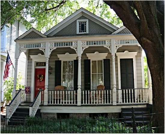 217 Best New Orleans Row House Images On Pinterest