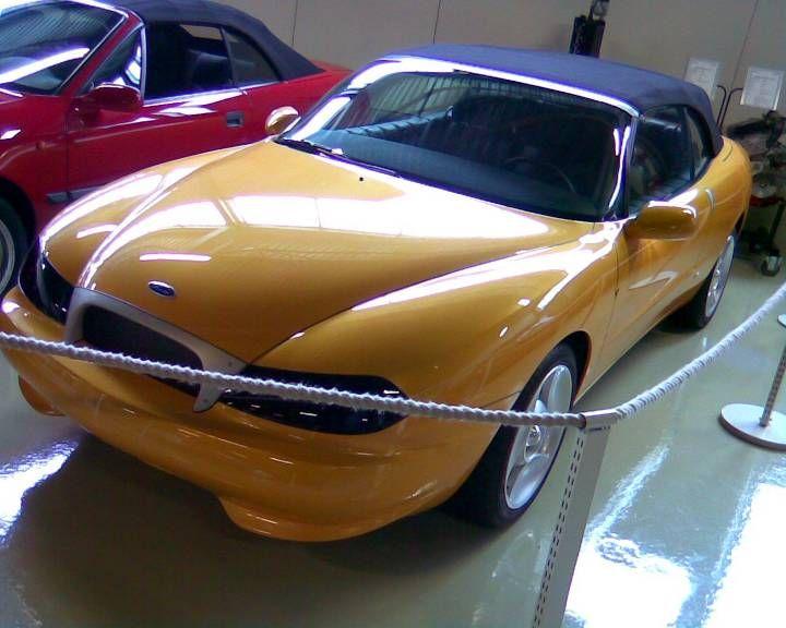 Valmet Automotive showcar, Uudenkaupungin automuseo