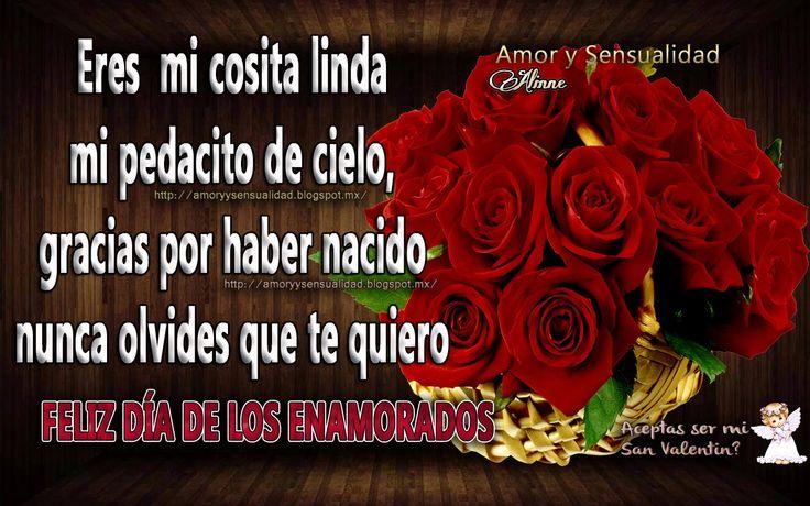 AMOR Y SENSUALIDAD: Tarjetitas del día de San  Valentin!!