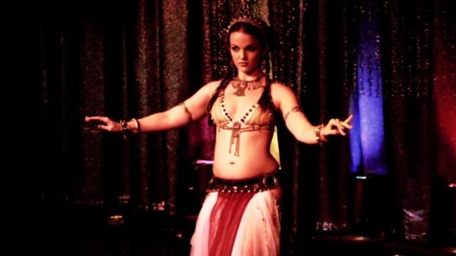 Oryantal Dans - Sonia - SONIA ~ The Mother of All Belly Dance's (Beats Antique-EGYPTIC)