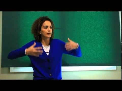 Connect Institute | Leïla Slimani: La littérature - YouTube
