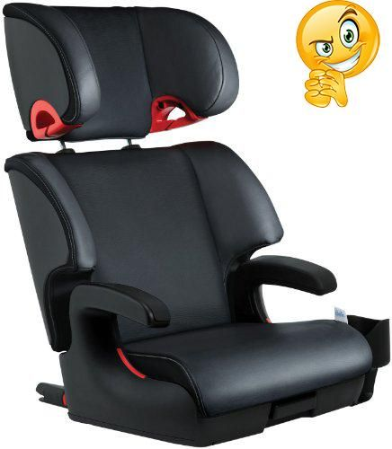 #babystuff #Clek Oobr is a full back booster seat that is built just like the seat in your car but sized for a child. This seat revolutionizes booster seating wi...