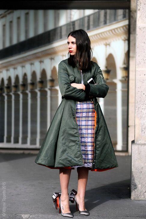 Street Style Aesthetic – Wayne Tippetts » Blog Archive » Paris – Natasha Goldenberg