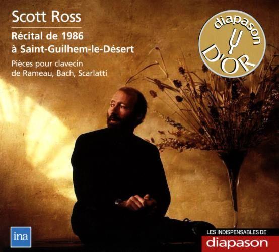 Scott Ross : Récital de 1986 à St Guilhem-le-Désert