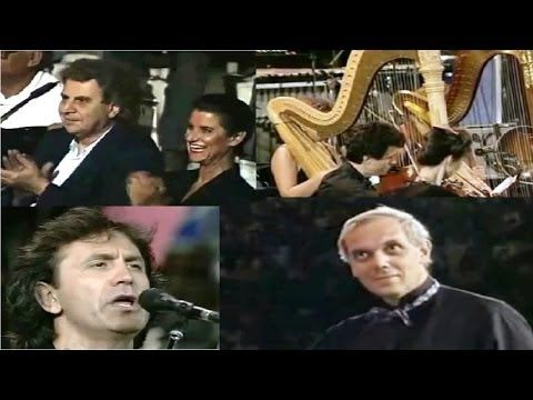 Dalaras - Tribute to Mikis Theodorakis (1995) - YouTube
