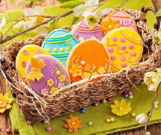 Kávékrémes húsvéti kekszek Recept képpel - Mindmegette.hu - Receptek