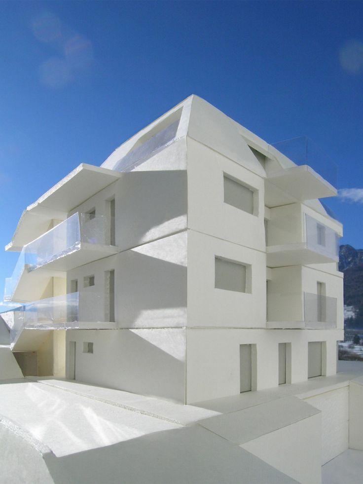 BFA | GI Multi-family Housing #architecture #3dModelling #contemporary #modern #mountains
