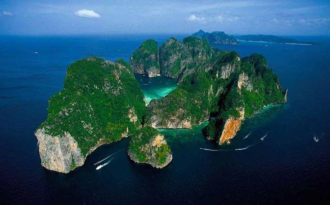 Νησιά Phi Phi, Ταϊλάνδη