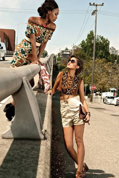 This! #AfricanInspired