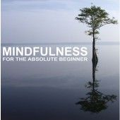 Mindfulness for The Absolute Beginner - fit mindfulness into your day.  It's so easy to do.  All you need to do is pay complete attention to what you are doing at any moment in time, without distraction or passing judgment.  This audio makes it so easy to do.