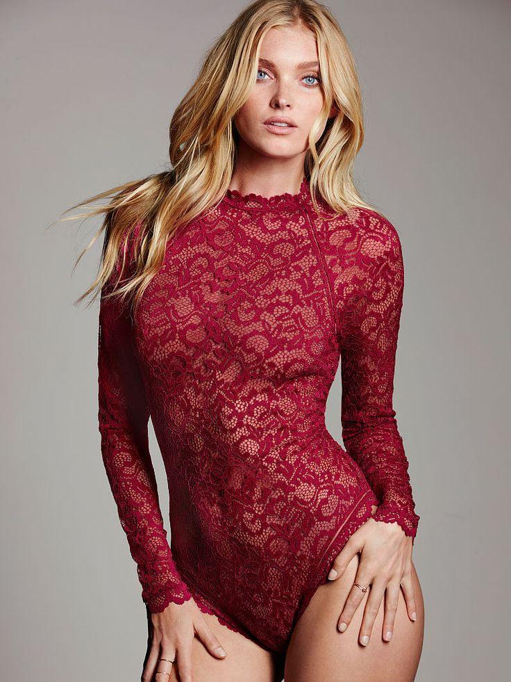Bodysuit > Santa suit. | Victoria's Secret
