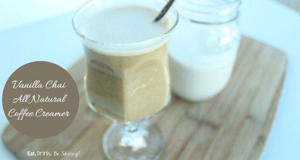 Vanilla Chai All Natural Coffee Creamer