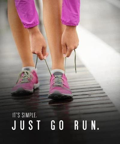 It's Simple. Just Go Run.