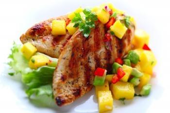 Chipotle-Mango BBQ Chicken with Samantha Bann