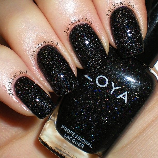 Shimmer And Sparkle Nail Polish: Zoya-Storm... Such A Nice Color--- A Lot Different From