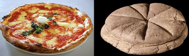 How Aeneas Invented Pizza. http://www.wondersandmarvels.com/2013/12/how-aeneas-invented-pizza.html