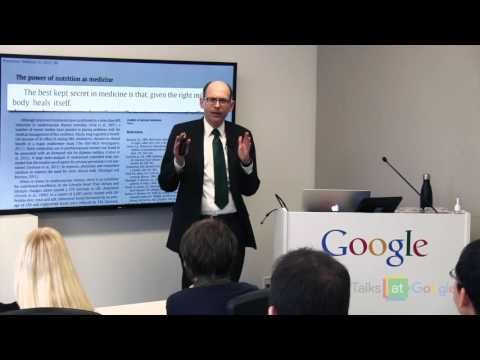"""Dr. Michael Greger: """"How Not To Die"""" Talks at Google - Video"""