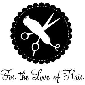 For The Love Of Hair Logo