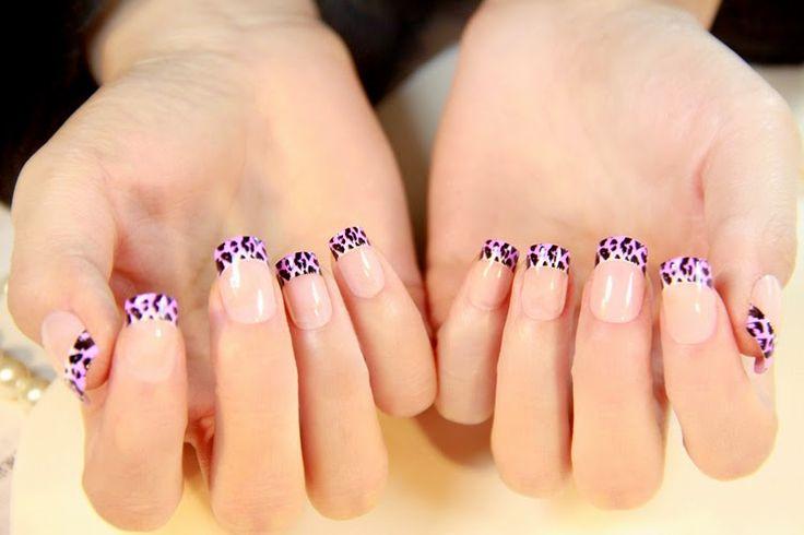 31 modelos de u as postizas al estilo coreano parte 2 mundo fama corea nail art pinterest - Unas postizas decoradas ...