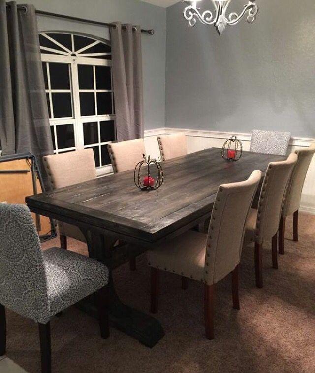 47 Best Custom Built Wood Tables Images On Pinterest  Wood Tables Cool Custom Built Dining Room Tables Design Ideas