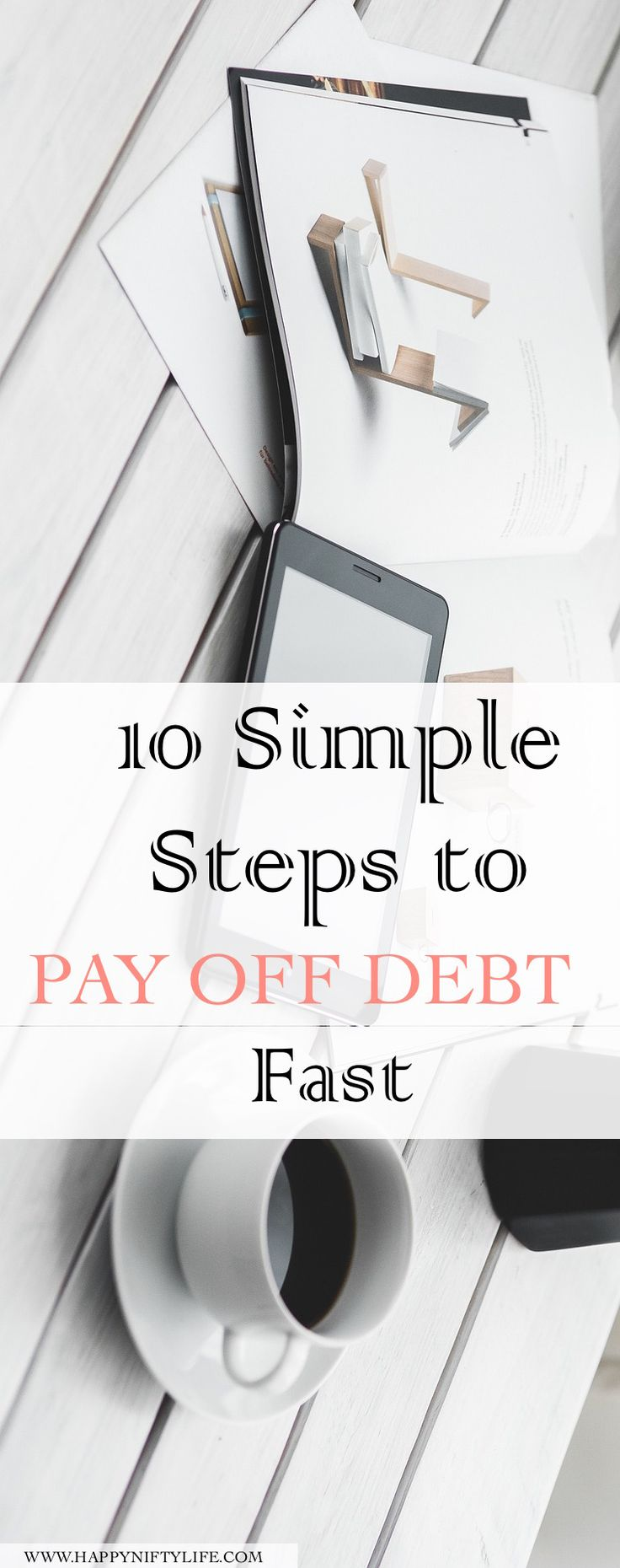 pay off debt fast saving more money | money saving tips | paying off debt | simple easy steps | save money now