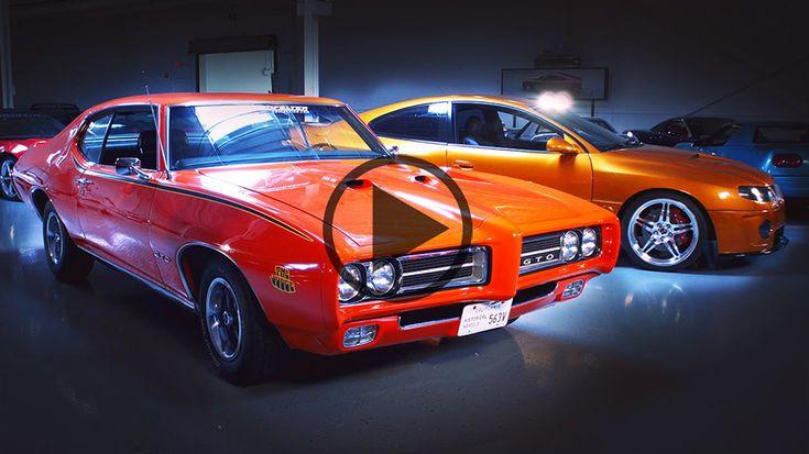 Pontiac GTO 1969 Judge vs. Custom Pontiac GTO 2006 - https://www.musclecarfan.com/pontiac-gto-1969-judge-vs-custom-pontiac-gto-2006/