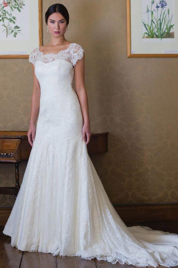 24 best Wedding dress images on Pinterest | Wedding frocks ...