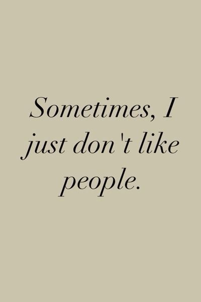 sometimes - with the exception of a few ;)